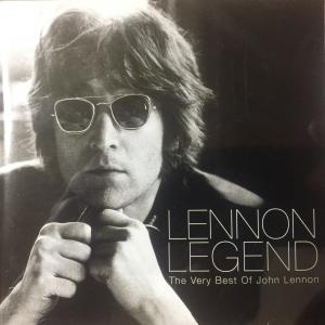 LENON LEGEND  The Very Best Of John Lennon