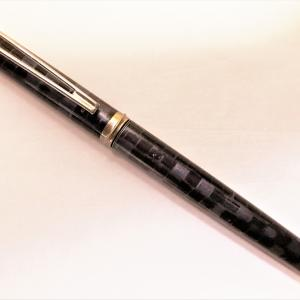 久々の万年筆
