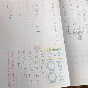 休校中の家庭学習、その②国語の勉強からNEOの図鑑で魚タイム