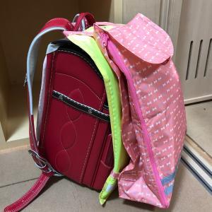 小学1年生、月曜日の荷物が多すぎてランドセルに入らない問題