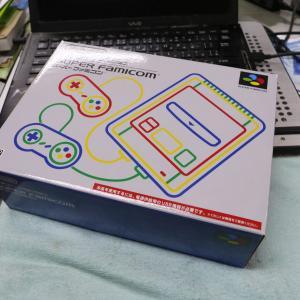 ニンテンドークラシックミニ スーパーファミコンを買ってみました。