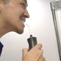 ●歯間や歯周ポケットの汚れを洗い落とす口腔洗浄器ジェットウォッシャブル:動画あり
