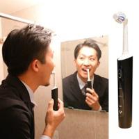 ●歯の裏と表を同時磨きできる電動歯ブラシ「デュアルクリーン」動画あり