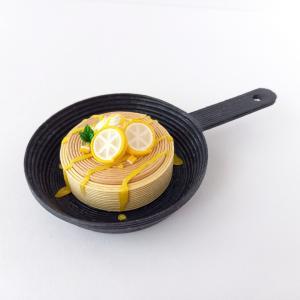 [561] スキレットパンケーキ・レモン