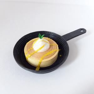 [564] スキレットパンケーキ・プレーン