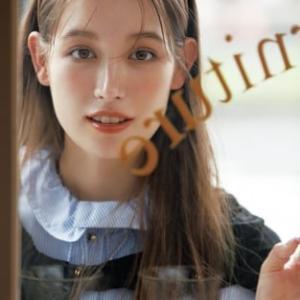 【169cm】トラウデン直美ちゃん『CanCam』専属モデル歴代最長を更新♥