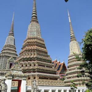 バンコク旅行記2日目 – ワット・ポー(Wat Pho)