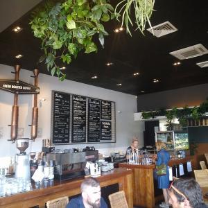 クライストチャーチカフェ巡り -Underground Coffee Roaster (Sydenham)-