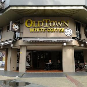 クアラルンプールぶらり旅 – 有名カフェチェーンでホワイトコーヒー