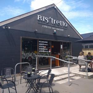 クライストチャーチカフェ巡り -Ris'tretto Espresso (St Albans)-