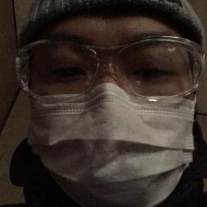 コロナウイルスが出た病院に決死の覚悟で乗り込む時給900円の男