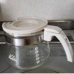 コーヒードリップスタンドを100均グッズで代用できた!