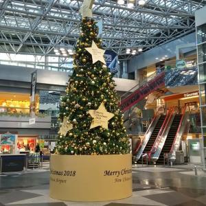 ANA54便・プレミアムクラス搭乗記(新千歳→羽田)2018年12月