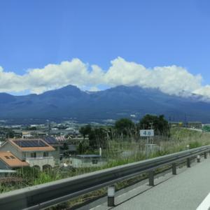 軽井沢に行ってきました。
