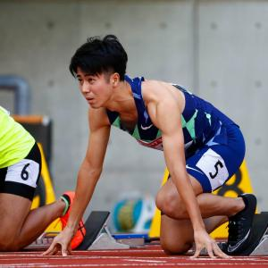 【悲報】陸連のファン投票、日本選手権者の桐生選手が同5位の多田選手に敗れる