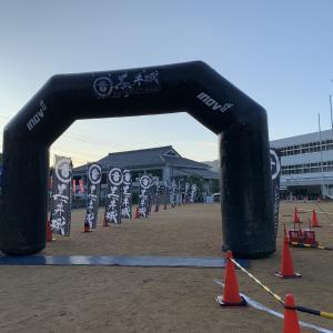 黒井城トレイルラン エクストリーム22km結果!