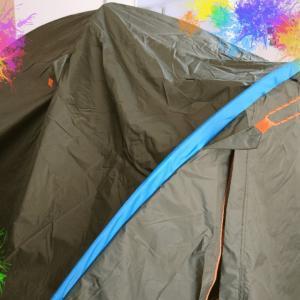 自宅でテントを試してみた!巣ごもり中に感じるメリットとデメリットとは