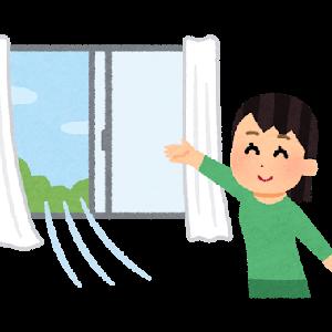 夏の部屋の換気はどうすれば効率的?今ある設備でできることは?