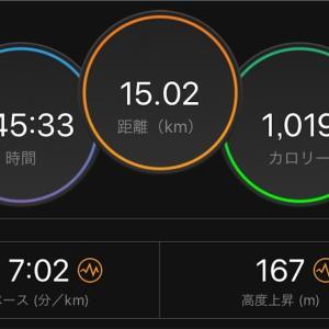 安威川ダムに走っていこう!