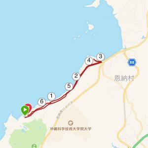 沖縄旅行(2)〜暑くても苦痛じゃないジョギング〜