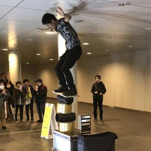 超絶テクニック Performer SATOYA 大道芸人