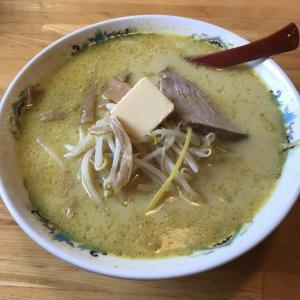 新型コロナ 札幌館 青森味噌カレー牛乳ラーメン