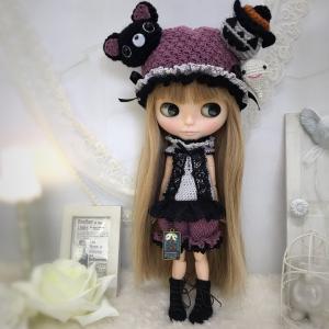 【出品情報】ハロウィン帽子とかぼちゃパンツのセット