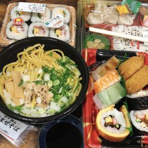【悲報】台風だからといってコンビニ飯買い込んだ結果wwwwwwww(画像あり)