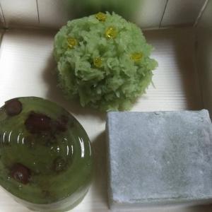【嘯月】京都最高峰の和菓子を食べてみたンゴwwwwwwww(画像あり)