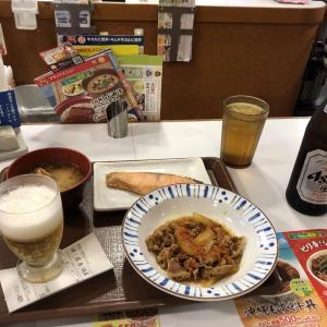 【ワイ将】朝からすき家で飲む名采配!!!!!!!!(画像あり)
