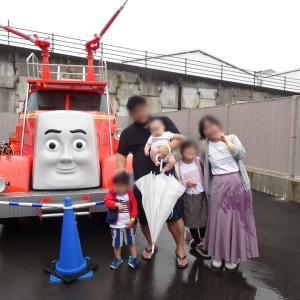 大井川鐵道〜トーマス号に乗ってきました②