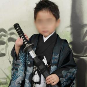 長男5歳七五三★スタジオアリス前撮り