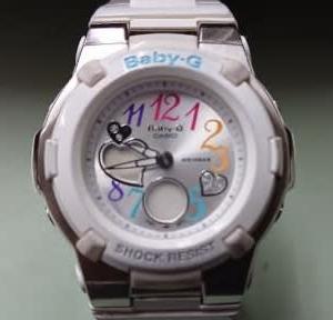 【CASIO】Baby-G 電池交換