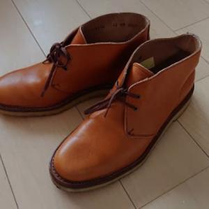 靴買いました