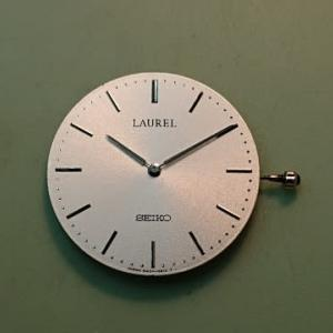 【SEIKO】LAUREL 5A54 分解掃除