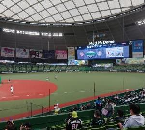 野球観戦 その2