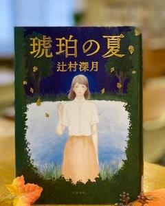 辻村深月 著 『琥珀の夏』