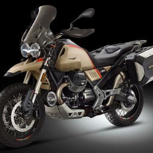 MOTO GUZZI~イタリア最古のバイクメーカーの2020年の進化