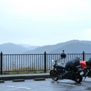 梅雨のバイクメンテ