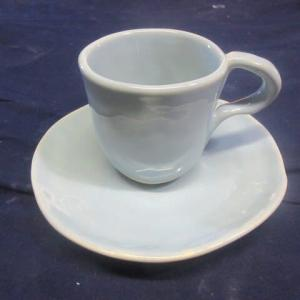 「美しいコーヒーカップだ」