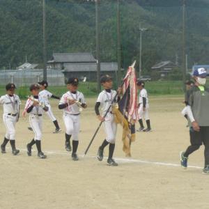 「第45回少年野球桑野大会」