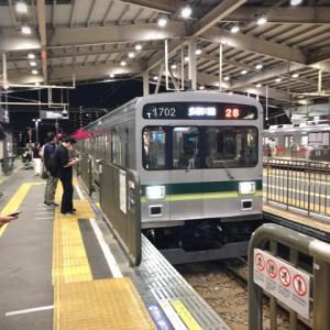 東京急行電鉄│1502編成(via, 多摩川線小れぽ~と)