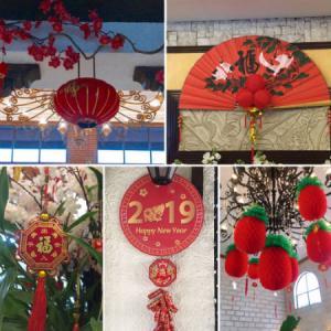 旧暦で2度目のお正月、今年は豚年?!フィリピンでも盛大にお祝いです
