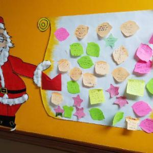 クリスマスの願い事。クリスマスまであと1ヶ月!