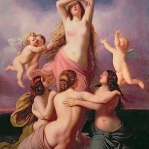 魚座の金星 Venus in Whole lotta love
