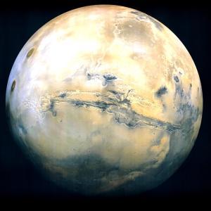 まもなく火星が天秤座へ移動します!