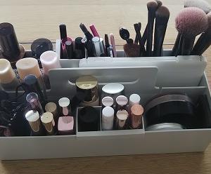 お化粧品の収納、どうしてますか??