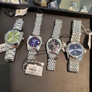 幼い記憶に刻まれた腕時計ブランド
