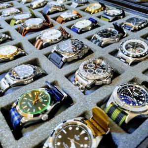 危うく購入直後の腕時計を壊しそうになった話
