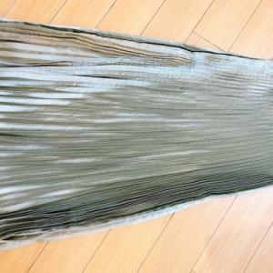 最近買ったボトムス♡プッチージョ/プリーツスカートP1・インディヴィS/ワイドパンツXXS